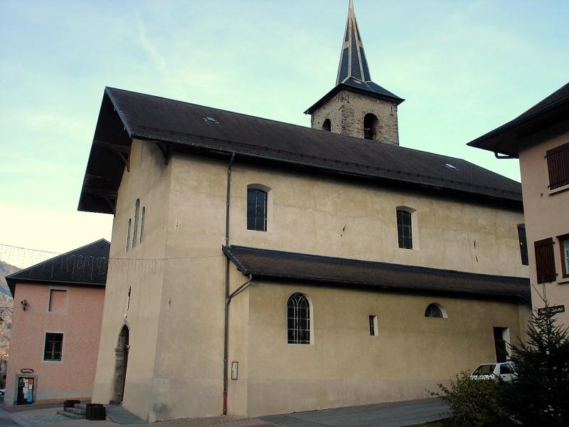 L'église de 1700 ©